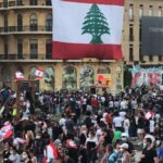 لبنان.. إصابة 54 شخصا في مواجهات مع الأمن قرب البرلمان