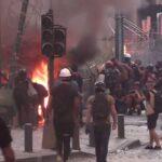 الصليب الأحمر اللبناني يعلن ارتفاع الإصابات إلى 62