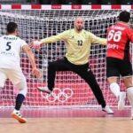 يد مصر تخسر من فرنسا وتلعب على البرونزية في الأولمبياد