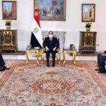 السيسي يؤكد اعتزاز مصر بالعلاقات التاريخية مع صربيا