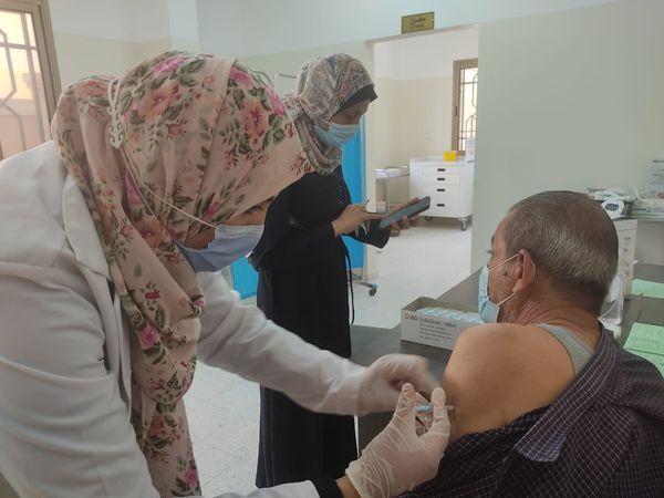 12 حالة وفاة و1745 إصابة بكورونا في غزة