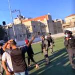 فلسطين: قمع الاحتلال لحفل تكريم طلبة الثانوية في العيسوية «عنصري فاشي»