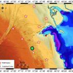 زلزال بقوة 4.5 بمقياس ريختر يضرب جنوب غربي الكويت