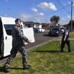نشر الجيش في سيدني للإشراف على تطبيق أوامر الإغلاق
