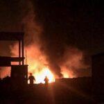 كاميرا «الغد» ترصد رواية شاهد عيان في انفجار صهريج الوقود في عكار شمالي لبنان