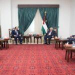 محلل: هدفان رئيسيان وراء لقاء رئيس المخابرات المصرية بأبو مازن وبينيت