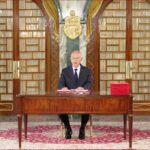 الرئيس التونسي يؤكد أن هناك محاولات يائسة لاغتياله