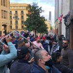 تظاهرات غاضبة إحياء لذكرى كارثة انفجار «مرفأ بيروت»