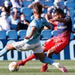 آنخيل كوريا يقود أتلتيكو مدريد للفوز على سيلتا فيجو بالدوري الإسباني