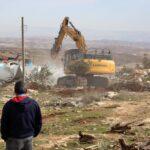 «الهيئة الدولية» تدين عمليات الهدم الواسعة التي ينفذها الاحتلال بالضفة