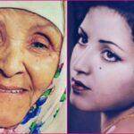 وفاة الفناة المغربية فاطمة الركراكي