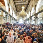 خطيب الأقصى يندد بالانتهاكات الإسرائيلية في القدس