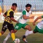 التعادل يحسم مواجهة وادي دجلة والاتحاد السكندري في الدوري المصري