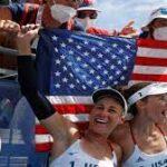 الأمريكيتان روس وكلاينمان تفوزان بذهبية الكرة الشاطئية في طوكيو
