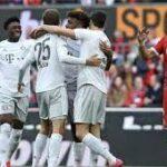بايرن ميونخ يحقق أول فوز له في الدوري الألماني
