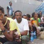79 مهاجرا إثيوبيا يعودون من اليمن
