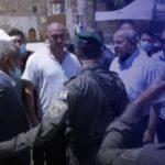 قوات الاحتلال تعترض عرب الكنيست قرب الحرم الإبراهيمي