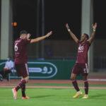 النصر يخسر من الفيصلي في الدوري السعودي