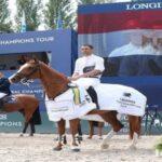 المصري نائل نصار يتأهل لنهائي فردي الفروسية في أولمبياد طوكيو