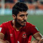 الإصابة تبعد مهاجم الأهلي عن مباراتي إنبي والطلائع في الدوري