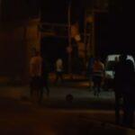 اندلاع مواجهات بين فلسطينيين وقوات الاحتلال شرق نابلس