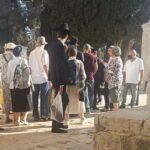 مئات المستوطنين يقتحمون المسجد الأقصى بحجة الأعياد اليهودية