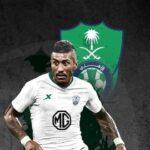 الأهلي السعودي يفسخ عقد البرازيلي باولينيو بالتراضي