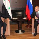 «مباحثات في الوقت المناسب».. أمل الأسد الأخير في الكرملين