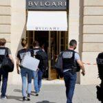 إلقاء القبض على شخصين بعد هجوم على متجر للمجوهرات في باريس