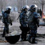 5 قتلى في تبادل إطلاق نار مع الشرطة في كازاخستان