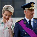 ملك وملكة بلجيكا يلغيان ارتباطاتهما لإصابة أحد أفراد الأسرة بكورونا