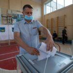 الحزب الحاكم في روسيا يعلن فوزه بأغلبية الثلثين في الانتخابات التشريعية
