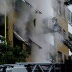 انفجار يهز منطقة سكنية في جوتنبرج بالسويد وإصابة 4 بجروح خطيرة