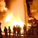 46 قتيلا في حريق بمبنى جنوب تايوان