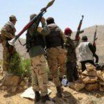طالبان تعلق جثث خاطفين في مدينة هرات الأفغانية