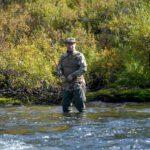 بوتين يختتم العزل الذاتي برحلة لصيد السمك في سيبيريا