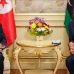 اتفاق ليبيا وتونس على فتح الحدود.. ما التفاصيل؟