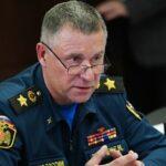 وفاة وزير الحالات الطارئة الروسي خلال تدريبات
