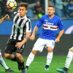 يوفنتوس يفوز بصعوبه على سامبدوريا في الدوري الإيطالي