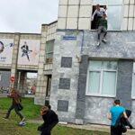 مراسلنا يرصد تفاصيل عملية إطلاق النار في جامعة بيرم الروسية