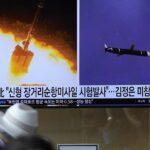سول وبكين تجريان محادثات بشأن تجارب كوريا الشمالية الصاروخية