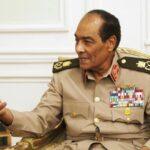 القيادة العامة للجيش المصري تنعى المشير طنطاوي