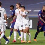 مواجهة خاصة بين برشلونة و بايرن ميونخ في دوري أبطال أوروبا