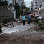 الفيضانات تجتاح عدة مدن في إسبانيا
