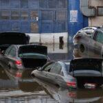 الأمطار تقتل 44 وتغرق المنازل ومحطات المترو بالولايات المتحدة