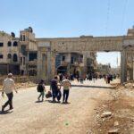 هدوء حذر يسود مدينة درعا في جنوب سوريا