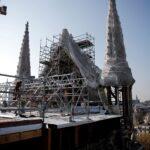 فرنسا..كاتدرائية نوتردام تستعد للترميم
