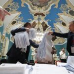 نتائج أولية: الحزب الحاكم في روسيا يتصدّر الانتخابات التشريعية