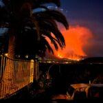 كاميرا «الغد» ترصد آثار الدمار جراء بركان لا بالما