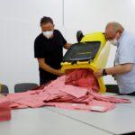 تقارب نسب التصويت بين المرشحين لخلافة المستشارة الألمانية